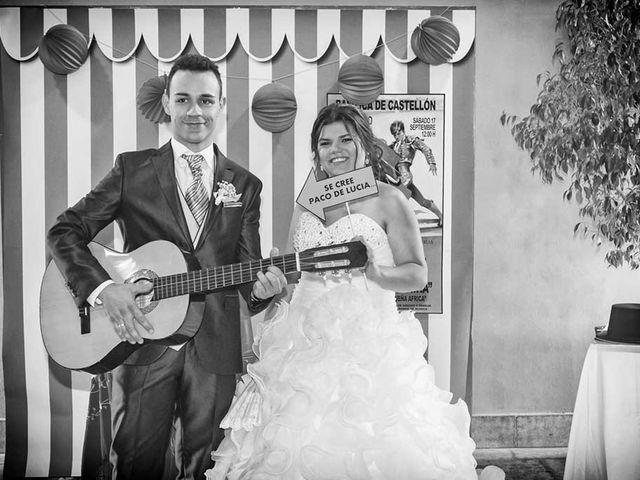 La boda de Javi y Eva en Castelló/castellón De La Plana, Castellón 37