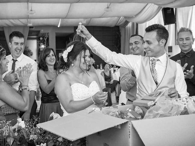 La boda de Javi y Eva en Castelló/castellón De La Plana, Castellón 42