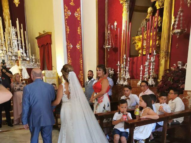 La boda de Francis  y Rocio en Málaga, Málaga 8