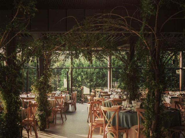 La boda de David  y Aroa  en Berango, Vizcaya 8