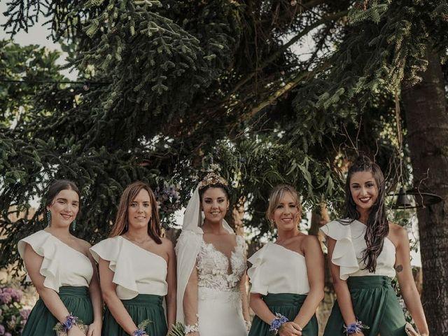 La boda de David  y Aroa  en Berango, Vizcaya 14