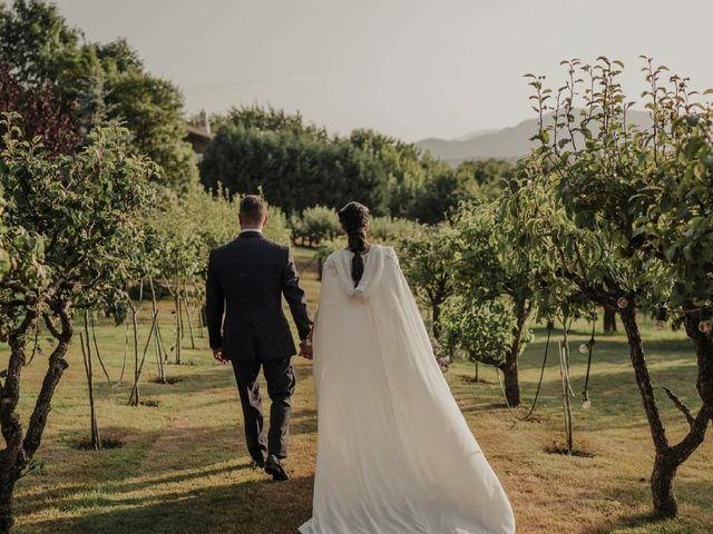 La boda de David  y Aroa  en Berango, Vizcaya 15