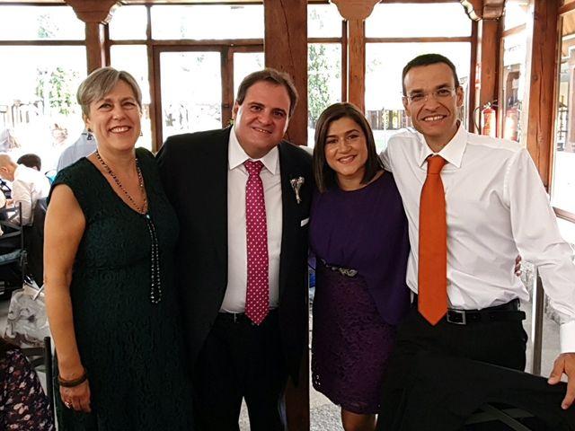 La boda de José Francisco  y Ana María  en Arroyomolinos, Cáceres 2