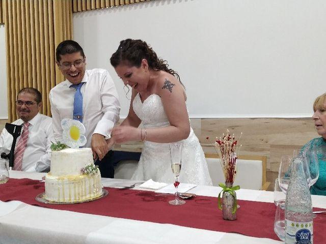 La boda de Vanessa y Jose Antonio