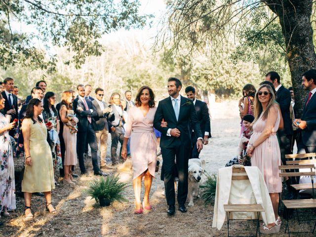 La boda de Miguel y Ana en Ventosilla Y Tejadilla, Segovia 2