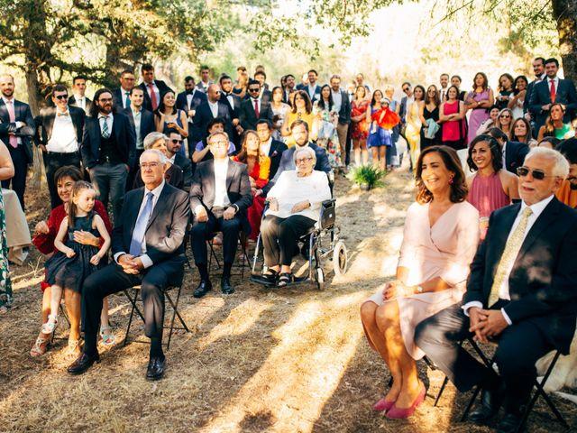La boda de Miguel y Ana en Ventosilla Y Tejadilla, Segovia 11