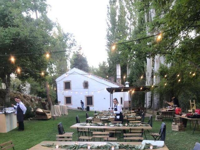 La boda de Miguel y Ana en Ventosilla Y Tejadilla, Segovia 14