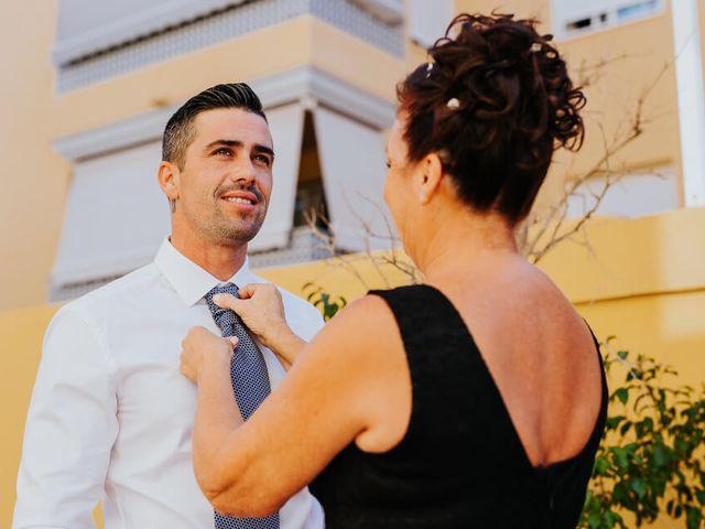 La boda de Nahuel y Yolanda en Cala De San Vicente Ibiza, Islas Baleares 13