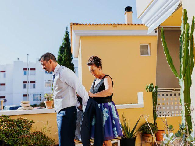 La boda de Nahuel y Yolanda en Cala De San Vicente Ibiza, Islas Baleares 15
