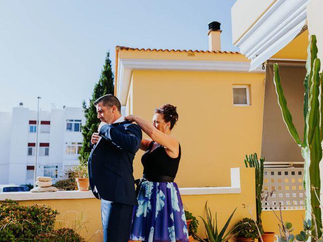 La boda de Nahuel y Yolanda en Cala De San Vicente Ibiza, Islas Baleares 16