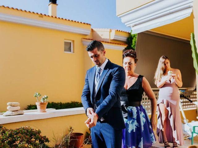 La boda de Nahuel y Yolanda en Cala De San Vicente Ibiza, Islas Baleares 17
