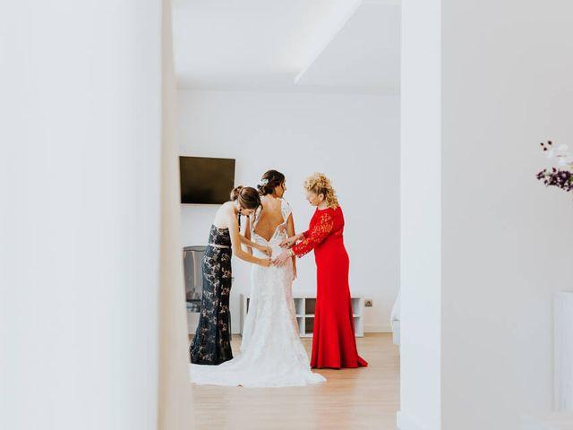 La boda de Nahuel y Yolanda en Cala De San Vicente Ibiza, Islas Baleares 31