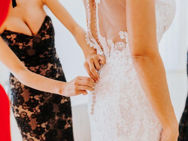 La boda de Nahuel y Yolanda en Cala De San Vicente Ibiza, Islas Baleares 33