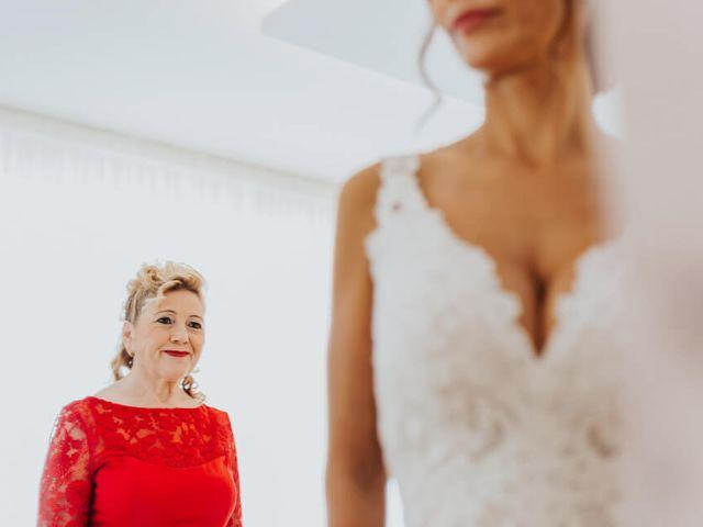 La boda de Nahuel y Yolanda en Cala De San Vicente Ibiza, Islas Baleares 34