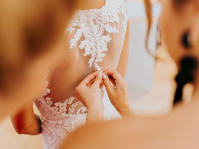 La boda de Nahuel y Yolanda en Cala De San Vicente Ibiza, Islas Baleares 36