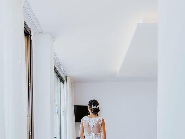 La boda de Nahuel y Yolanda en Cala De San Vicente Ibiza, Islas Baleares 40