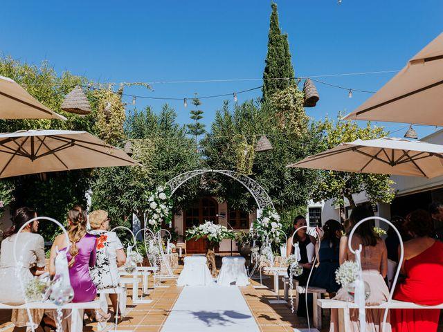 La boda de Nahuel y Yolanda en Cala De San Vicente Ibiza, Islas Baleares 41