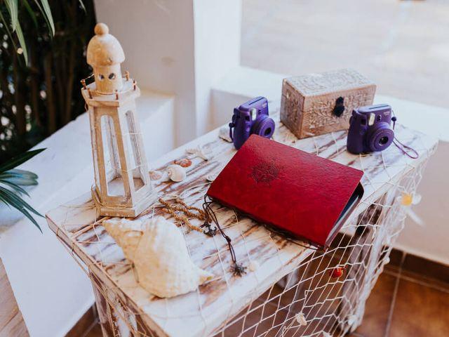 La boda de Nahuel y Yolanda en Cala De San Vicente Ibiza, Islas Baleares 43