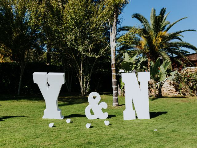La boda de Nahuel y Yolanda en Cala De San Vicente Ibiza, Islas Baleares 44