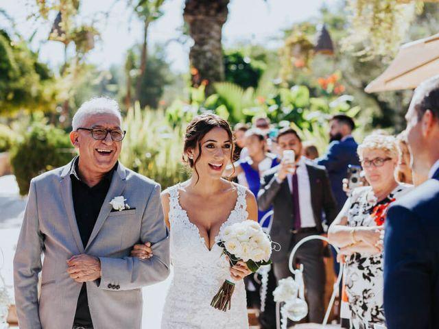 La boda de Nahuel y Yolanda en Cala De San Vicente Ibiza, Islas Baleares 48
