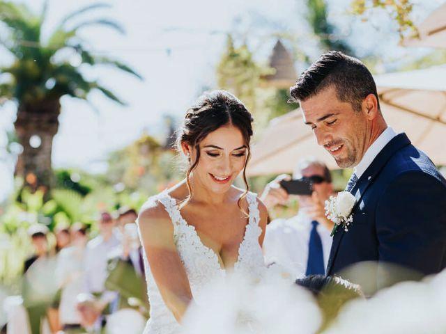 La boda de Nahuel y Yolanda en Cala De San Vicente Ibiza, Islas Baleares 49