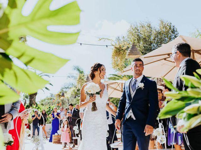 La boda de Nahuel y Yolanda en Cala De San Vicente Ibiza, Islas Baleares 50