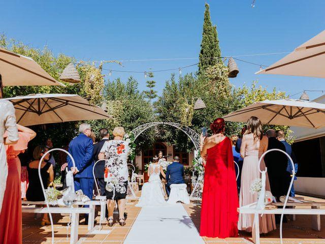 La boda de Nahuel y Yolanda en Cala De San Vicente Ibiza, Islas Baleares 52