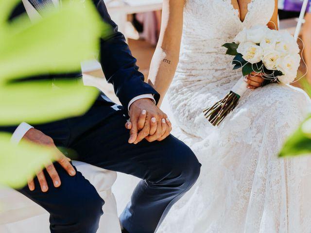La boda de Nahuel y Yolanda en Cala De San Vicente Ibiza, Islas Baleares 53