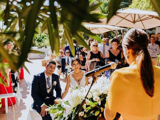 La boda de Nahuel y Yolanda en Cala De San Vicente Ibiza, Islas Baleares 54