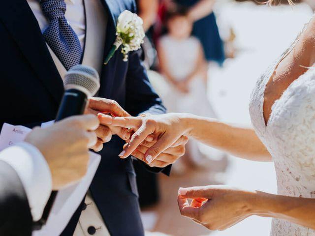 La boda de Nahuel y Yolanda en Cala De San Vicente Ibiza, Islas Baleares 55