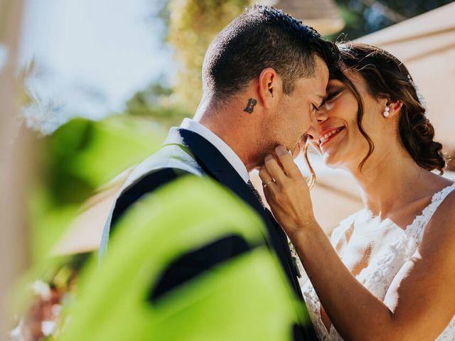 La boda de Nahuel y Yolanda en Cala De San Vicente Ibiza, Islas Baleares 56