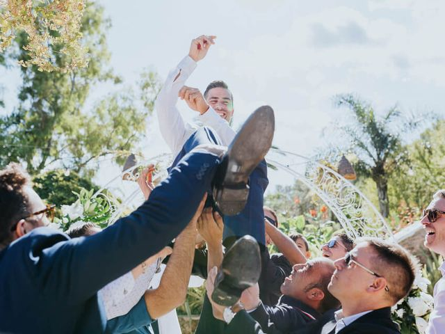 La boda de Nahuel y Yolanda en Cala De San Vicente Ibiza, Islas Baleares 59