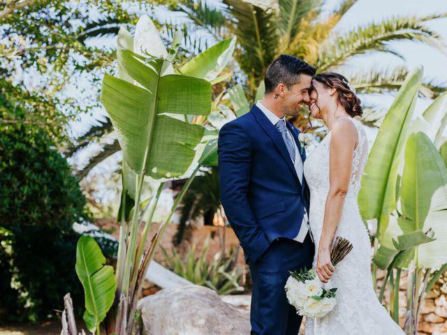 La boda de Yolanda y Nahuel