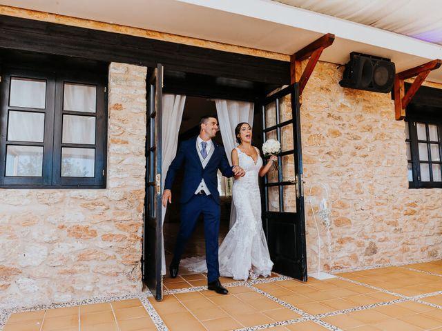 La boda de Nahuel y Yolanda en Cala De San Vicente Ibiza, Islas Baleares 65