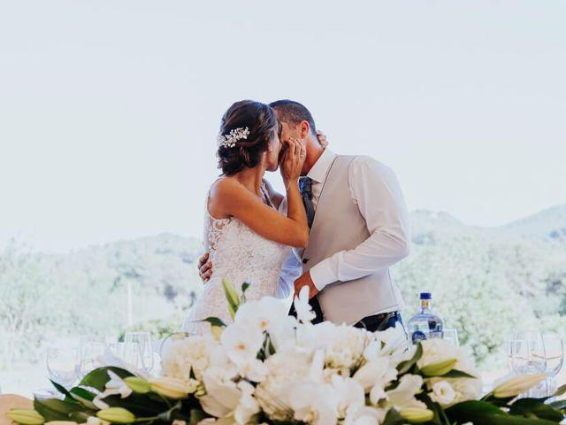 La boda de Nahuel y Yolanda en Cala De San Vicente Ibiza, Islas Baleares 66