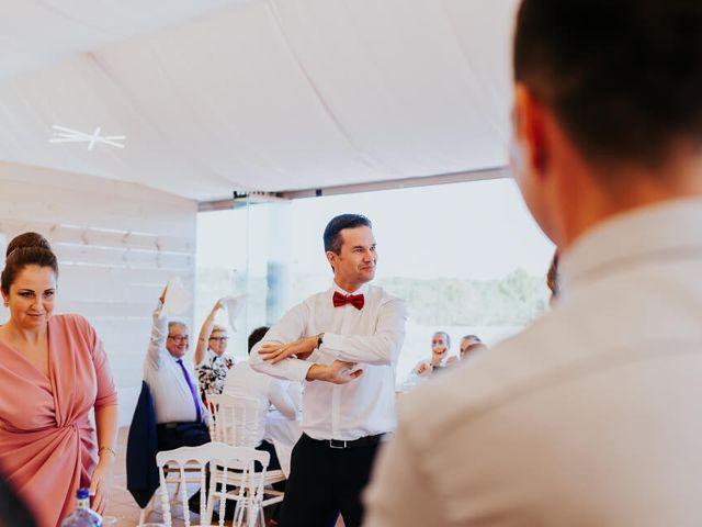 La boda de Nahuel y Yolanda en Cala De San Vicente Ibiza, Islas Baleares 68