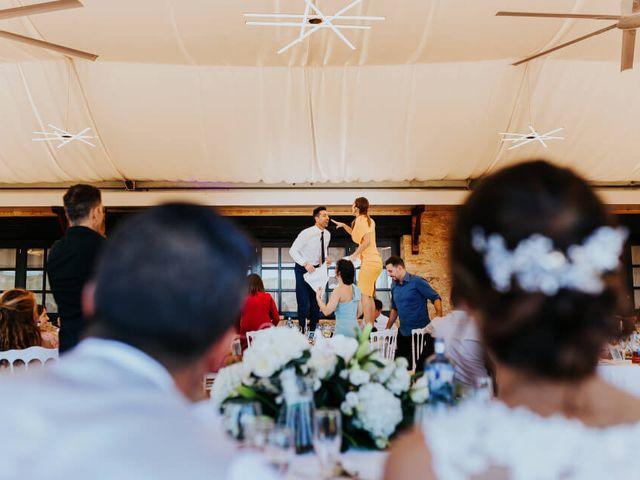 La boda de Nahuel y Yolanda en Cala De San Vicente Ibiza, Islas Baleares 73