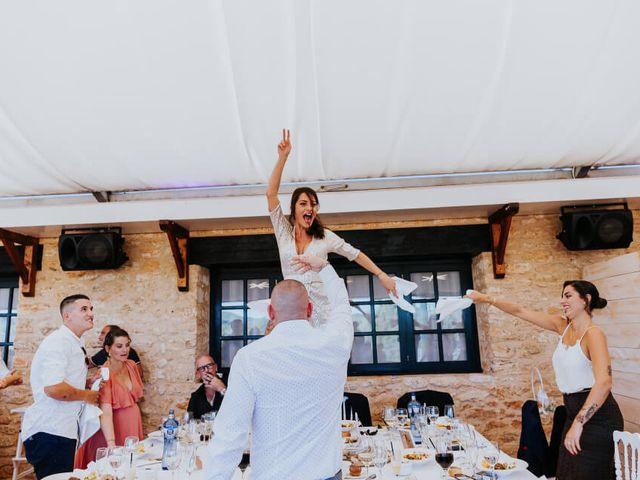 La boda de Nahuel y Yolanda en Cala De San Vicente Ibiza, Islas Baleares 74