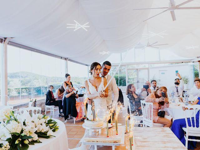 La boda de Nahuel y Yolanda en Cala De San Vicente Ibiza, Islas Baleares 76