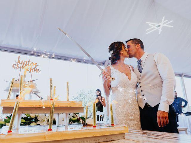 La boda de Nahuel y Yolanda en Cala De San Vicente Ibiza, Islas Baleares 77