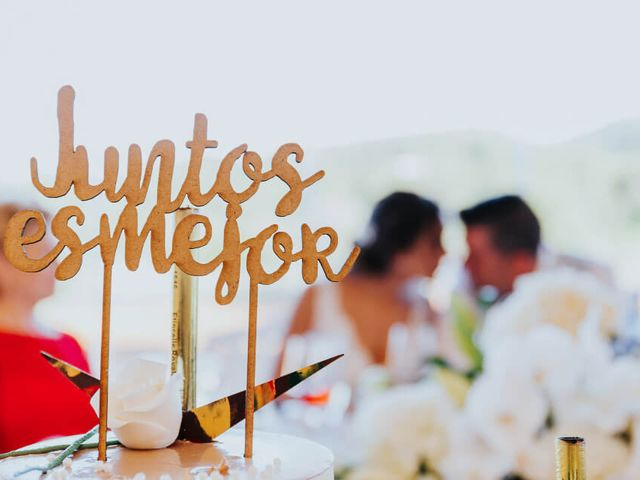 La boda de Nahuel y Yolanda en Cala De San Vicente Ibiza, Islas Baleares 78