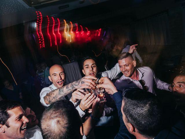 La boda de Nahuel y Yolanda en Cala De San Vicente Ibiza, Islas Baleares 86