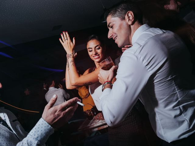 La boda de Nahuel y Yolanda en Cala De San Vicente Ibiza, Islas Baleares 87