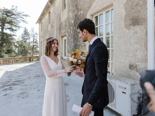 La boda de Marc y Marta en Corça, Girona 33