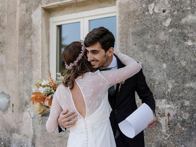 La boda de Marc y Marta en Corça, Girona 34