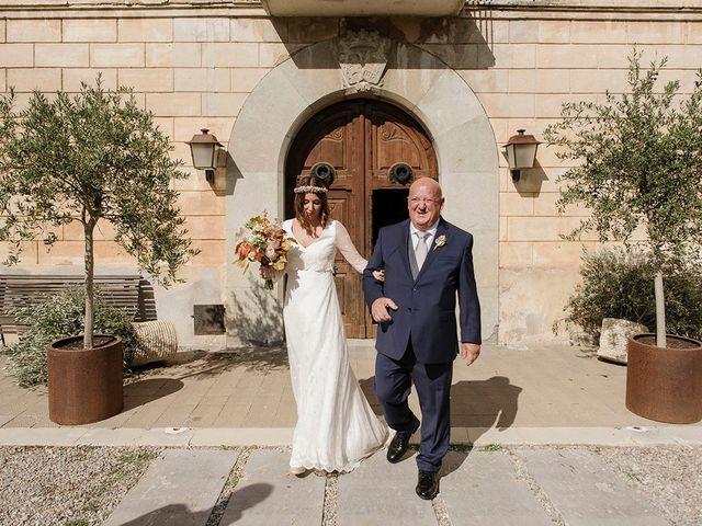 La boda de Marc y Marta en Corça, Girona 38