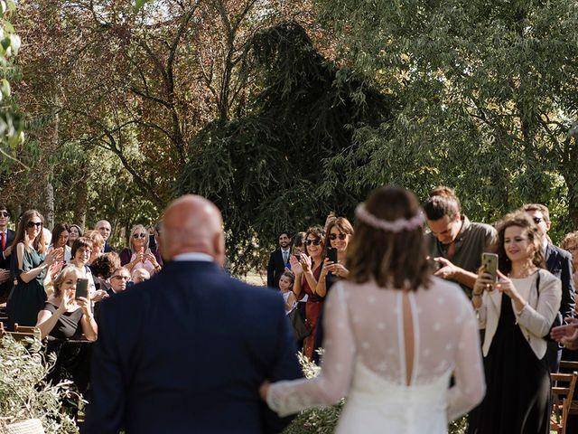 La boda de Marc y Marta en Corça, Girona 39