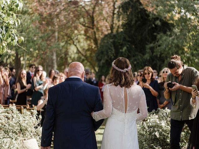 La boda de Marc y Marta en Corça, Girona 40