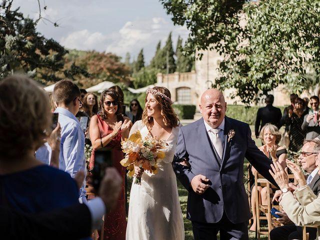 La boda de Marc y Marta en Corça, Girona 41