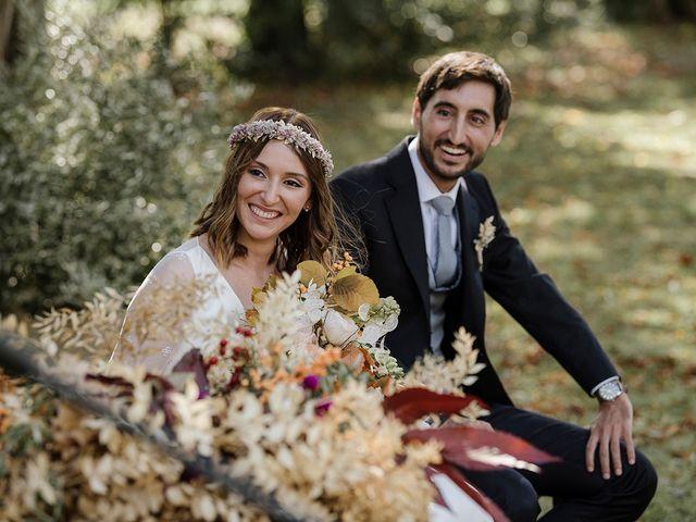 La boda de Marc y Marta en Corça, Girona 43